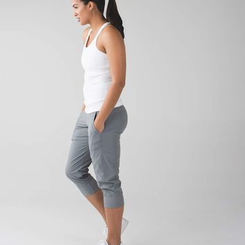 in flux crop | women's yoga crops | lululemon athletica