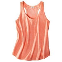 Mossimo Supply Co. Juniors Neon Racerback Tank - Assorted Colors