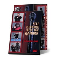 Self Defense w/Sjambok DVD