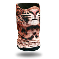 LEOPARD Ski Mask HD™ - DAILY DEAL