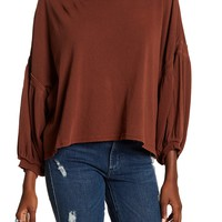 Free People | Sugar Rush Dolman Sleeve Blouse | Nordstrom Rack