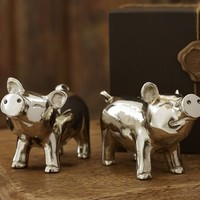 Piggies Salt & Pepper Gift Set