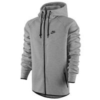 Nike Tech Fleece Windrunner (Dark Grey Heather)