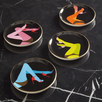 Jonathan Adler Les Girls Coaster Set