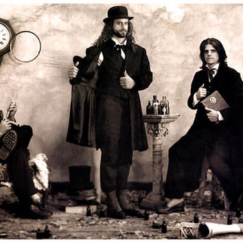 Tool Band Portrait Poster 11x17
