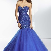 Paparazzi by Mori Lee 95121 Dress