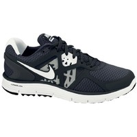 Nike Lunarglide+ 3 Womens Running Shoes Anthracite/Summit White-Black-Volt 454315-001-8.5
