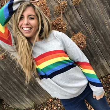Spectrum Sweater