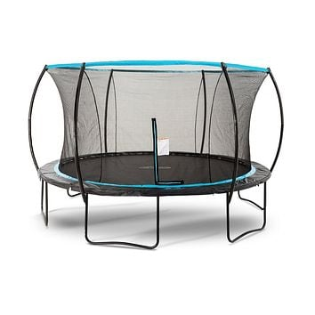 Cirrus 14ft Trampoline With Full Enclosure Net System