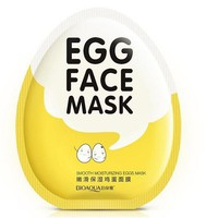 Smooth Moisturising Oil Control Shrink Pores Whitening Egg Facial Mask