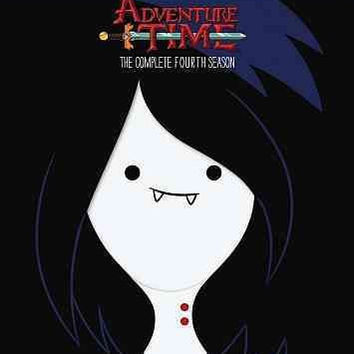 Cartoon Network-Adventure Time-Complete 4Th Season (Blu-Ray/Uv/Ws)