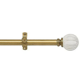 Ben&Jonah Collection Buono II Decorative Rod & Finial Emma 66-120