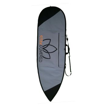 """stay covered 6'0"""" Short Board surfboard Bag"""