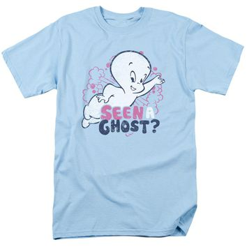 Casper - Seen A Ghost Short Sleeve Adult 18/1