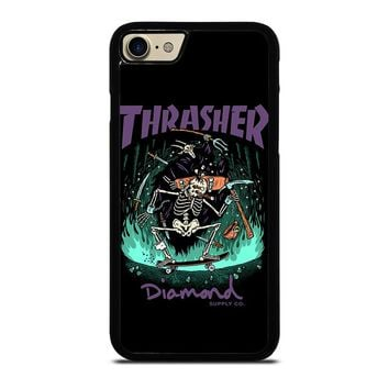 THRASHER DIAMOND SUPPLY CO iPhone 7 Case Cover