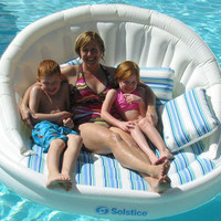 Aqua Sofa Pool Float