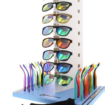 Kameleonz Sunglasses Display Kit(9:Frames/27:Arms)