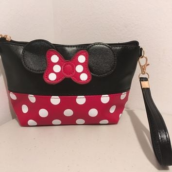 Minnie Cosmetic Bag