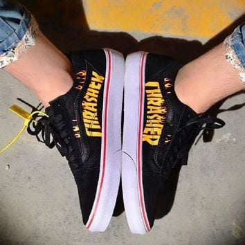 VANS Thrasher Canvas shoes
