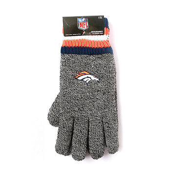 NFL Denver Broncos Thermal Gloves [Men's - One Size]