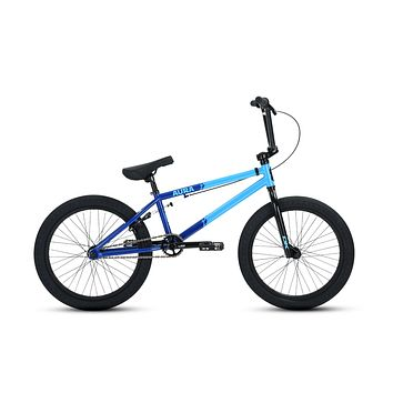 "DK AURA 20"" COMPLETE 2019 BMX BIKE LIGHT BLUE/DARK BLUE"