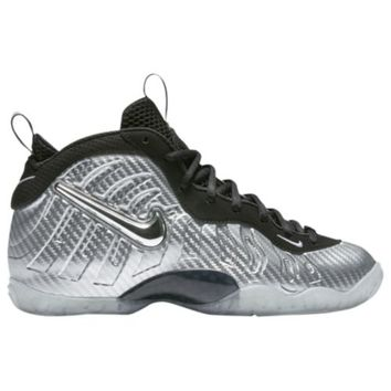 Nike Little Posite Pro - Boys' Grade School at Foot Locker