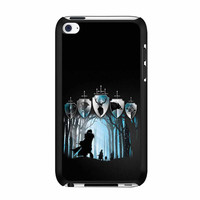 Game of Thrones White Walkers Silhouette iPod Touch 4th Case