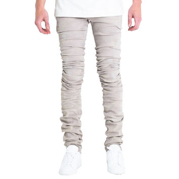 Embellish NYC Cano Jeans In Grey
