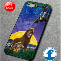 Disney Lion King Simba 2  for iphone, ipod, samsung galaxy, HTC and Nexus PHONE CASE