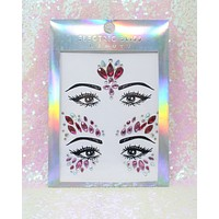 Pretty in Pink - Face Jewels - Double Pack
