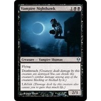 Magic: the Gathering - Vampire Nighthawk (116) - Zendikar