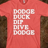 The 5 D's of Dodgeball - THE FORTRESS OF NERDITUDE