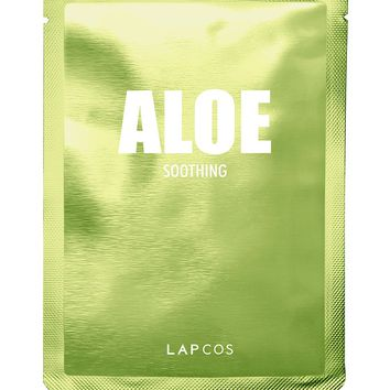 LAPCOS Aloe Face Mask 5 Pack