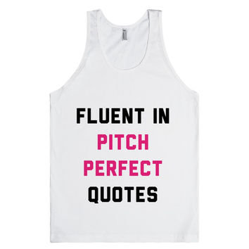 Fluent In Pitch Perfect Quotes