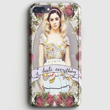 Marina And The Diamond  I Hate Everything iPhone 8 Plus Case | casescraft
