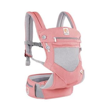 Toddler Backpack class 360 Baby Carrier Multifunction Breathable Infant Kangaroo Backpack Kid Carriage Toddler Sling Wrap Suspenders AT_50_3