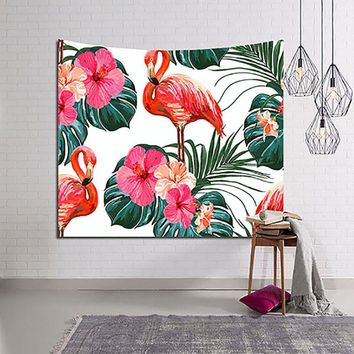 Tapestry 3D Printed Flamingo 150x102cm-229x150cm Wall Blankets Beach Towel Decoration Wall Tapestry Wall Hanging Mandala Blanket