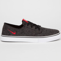 Nike Sb Braata Lr Premium Mens Shoes Black/University Red/Whit  In Sizes