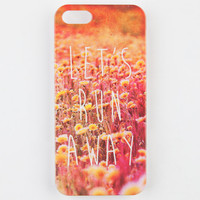 Run Away Iphone 5/5S Case Multi One Size For Women 23666195701