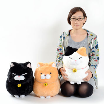 Hige Manjyu Plush Collection (Big)