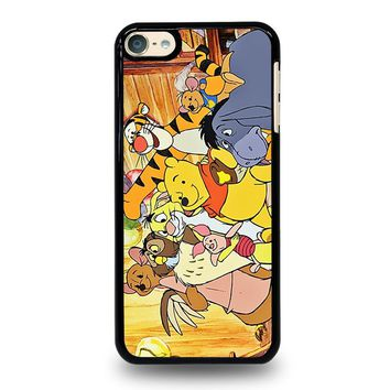 WINNIE THE POOH AND FRIENDS Disney iPod Touch 4 5 6 Case Cover