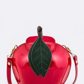 Cherry Drop Crossbody Bag