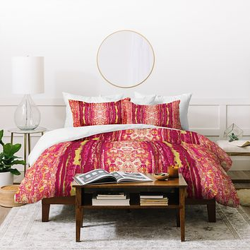 Ingrid Padilla Rose 3 Duvet Cover