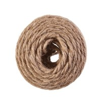 Everbilt #30 x 190 ft. Natural Twisted Jute Twine-72786 - The Home Depot