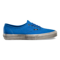 Overwashed Authentic | Shop Classic Shoes at Vans