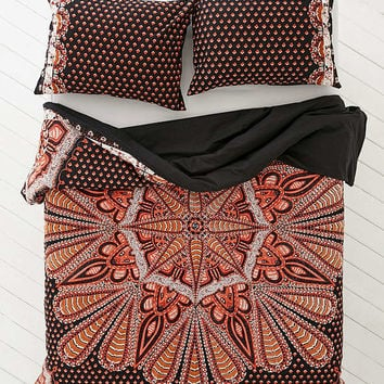 Magical Thinking Farah Medallion Duvet Cover | Urban Outfitters