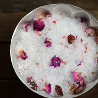 Pomegranate Rose Bath Salts
