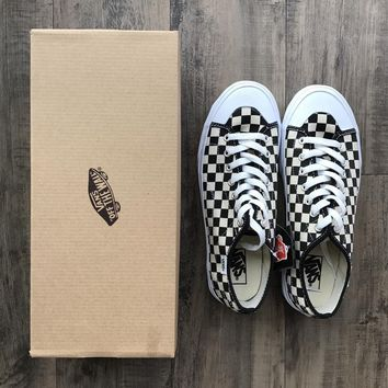 vans sixty seven canvas casual sneaker