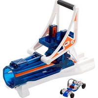Hot Wheels Ballistiks Combat Cannon Launcher, Antique Alchemy