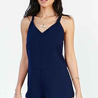 The Fifth Label Lost Soul Romper- Navy